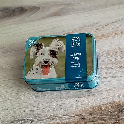 Travel Dog Gift Tin