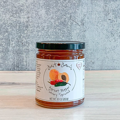 Apricot Pepper Savory Spread