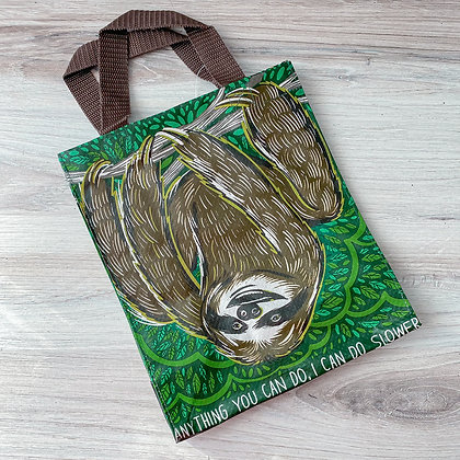 Sloth Daily Tote