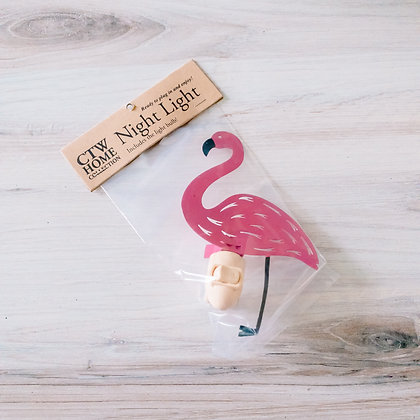 Flamingo Night Light
