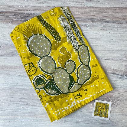 Cactus Dish Towel