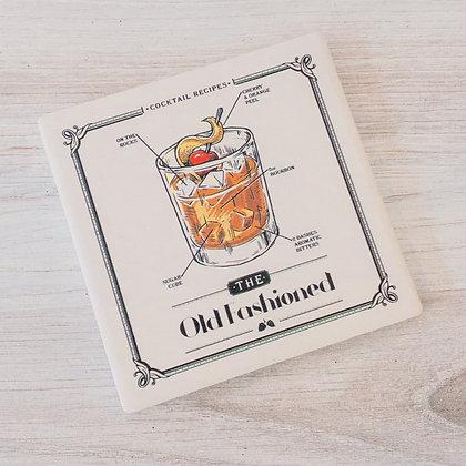 Cocktail Ceramic Coaster