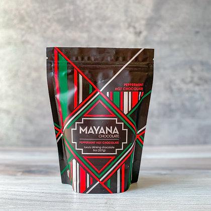 Mayana Peppermint Hot Chocolate