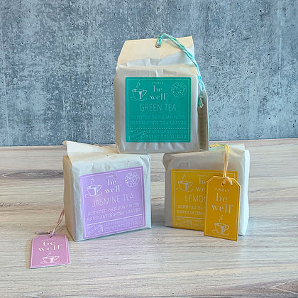 Be Well Tea Soap