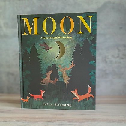 """Moon"" by Britta Teckentrup"
