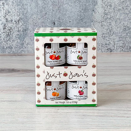 Mini Jam Gift Set