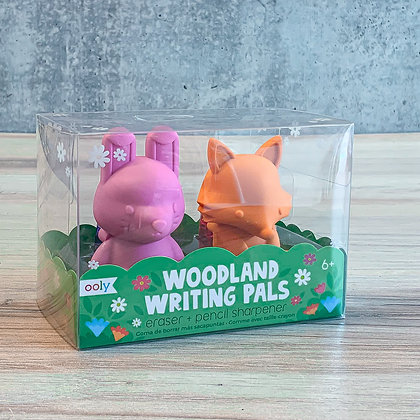 Writing Pals - Woodland or Arctic