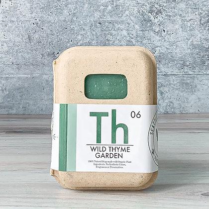 Organic Wild Thyme Garden Soap