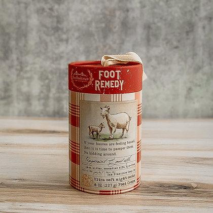 Peppermint & Goat Milk Foot Remedy Kit