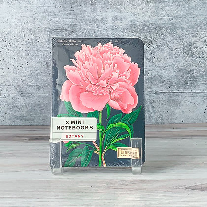 Mini Notebook Set - Botany