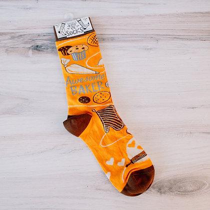 Socks - Awesome Baker