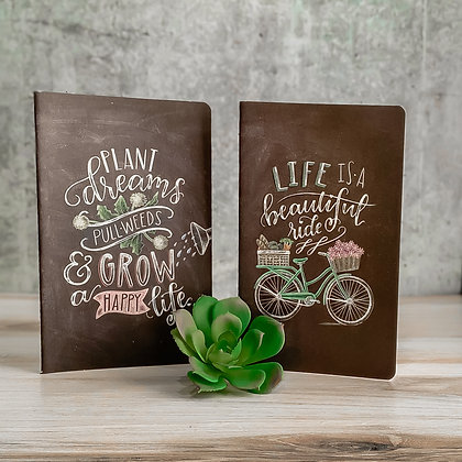 Plant Dreams - Large Notebook Set