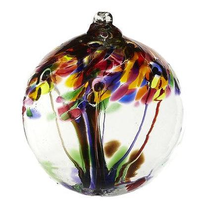 """Celebration"" Tree of Enchantment Glass Ornament"