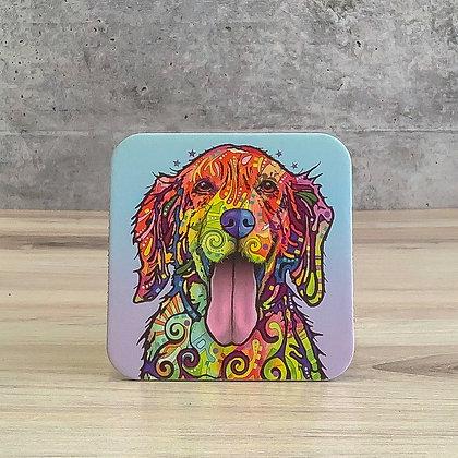Dog Is Love Coaster