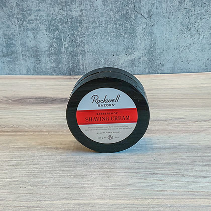 Rockwell Barbershop Shaving Cream