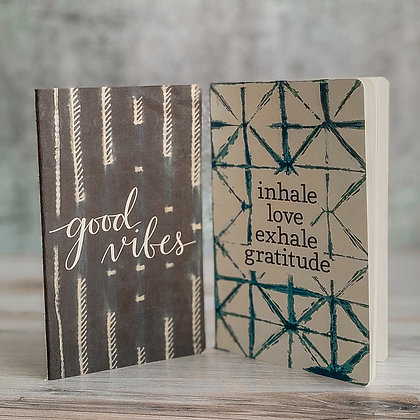 Good Vibes Notebook Set