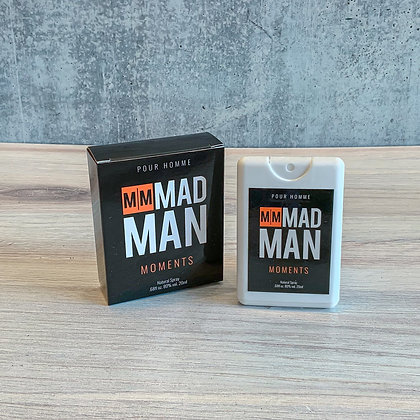 Mad Man Moments - Pocket Cologne