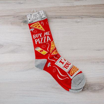 Socks - Buy Me Pizza