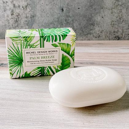Palm Breeze Boxed Soap