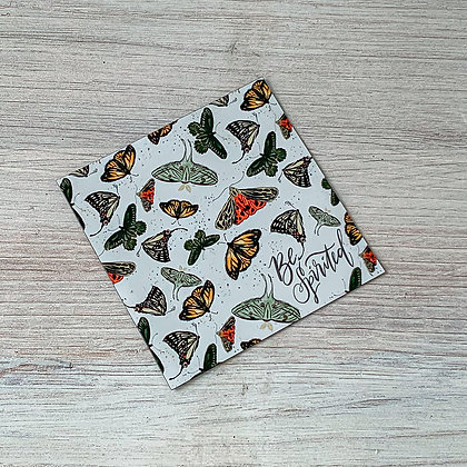 Be Spirited Butterfly Magnet