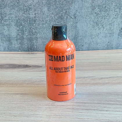 "Mad Man ""All About That Face"" Wash"