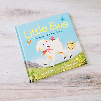 "Book - ""Little Ewe"""