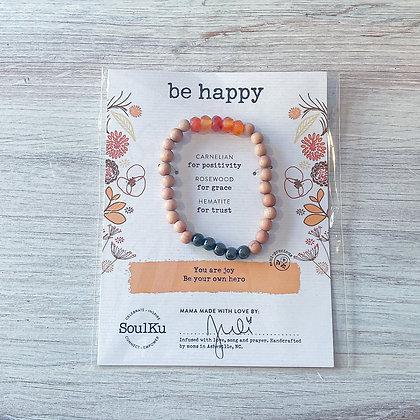 Be Happy Bracelet