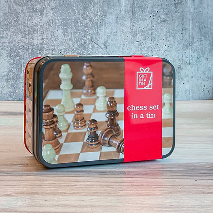 Chess Set in a Time