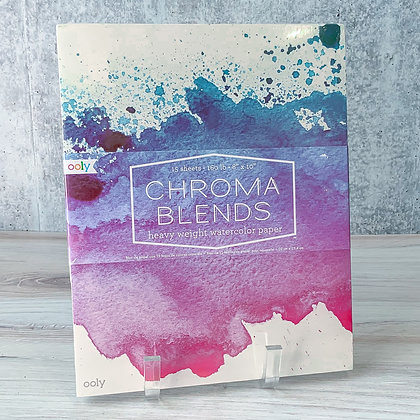 Chroma Blends Heavyweight Watercolor Paper