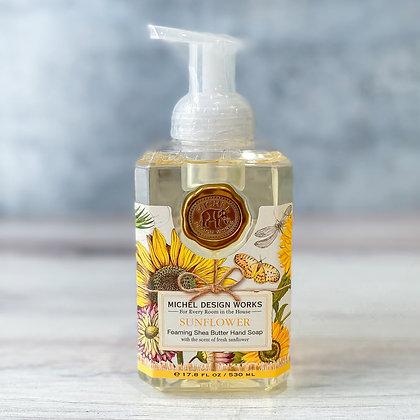 Michel Design Works Foaming Hand Soap- Sunflower
