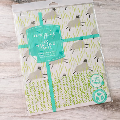 Lamb Meadow Everyday Wrapping Paper