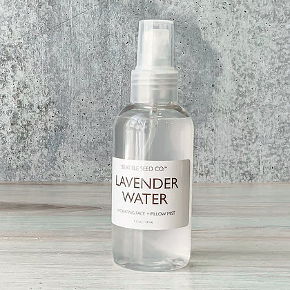 Lavender Water Face & Pillow Mist