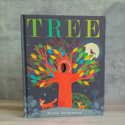 """""""Tree"""" by Britta Teckentrup"""