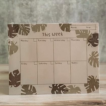 Notepad - This Week