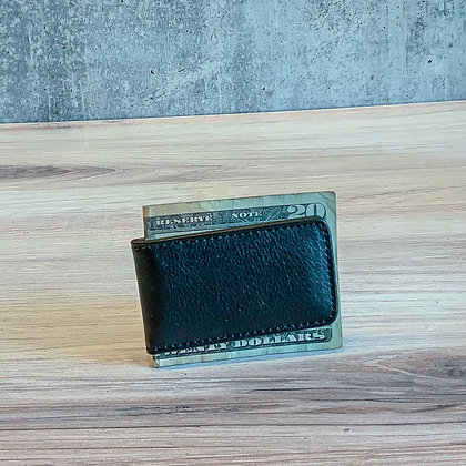 Mad Men Money Clip - Black or Brown