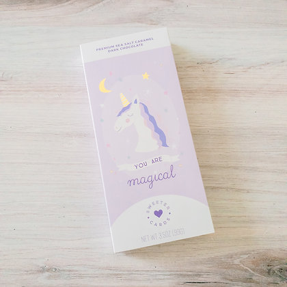 Sweeter Card - You Are Magical