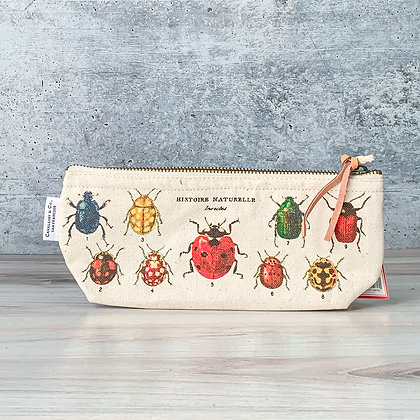 Insects Mini Pouch - Cavallini