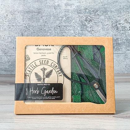 Deluxe Herb Garden Kit