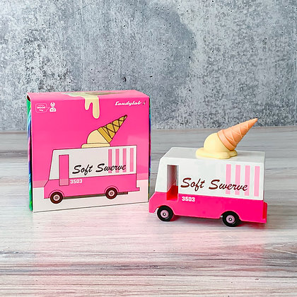 Candylab Ice Cream Van