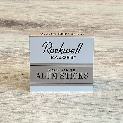 Rockwell Nick Stick Alum Matches