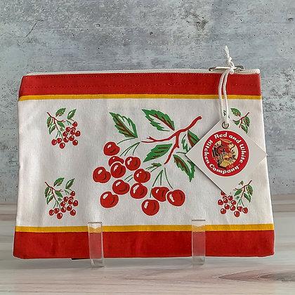 Cherries Canvas Case