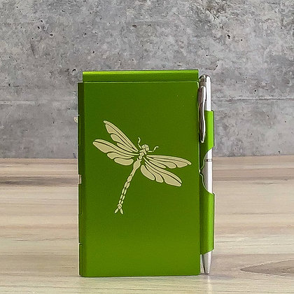 Dragonfly Flip Note