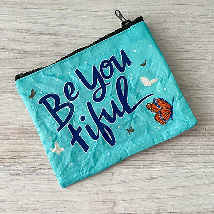 Be You Tiful Zipper Wallet