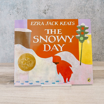 "Book - ""The Snowy Day"" (paperback)"