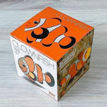 Eugy Clownfish 3D Model/Puzzle