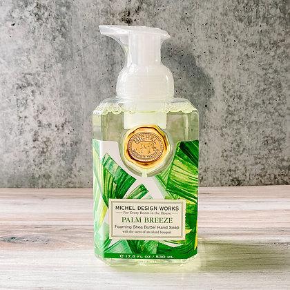 Palm Breeze Foaming Hand Soap