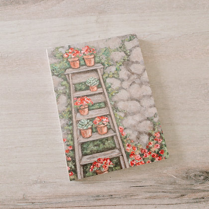 Journal - Garden Ladder