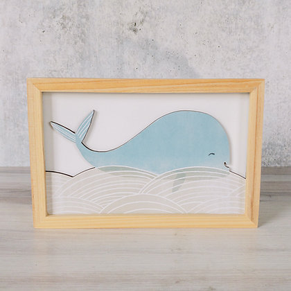Whale Light Box