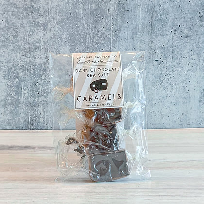 Small Batch Caramels - 4 piece