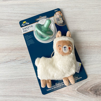 Sweetie Pal Llama Plush & Pacifier
